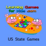 learngamesforkidsusstates