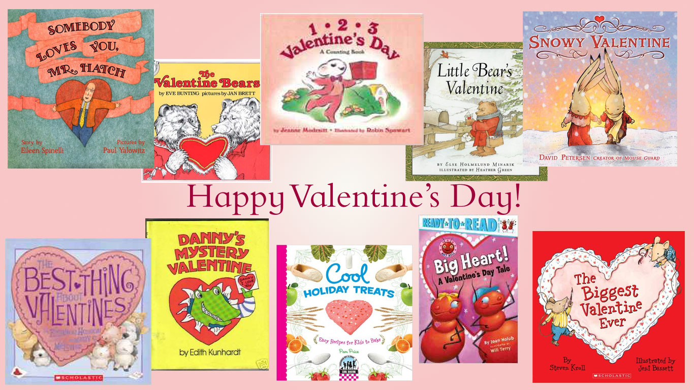 Top Ten Valentine Books