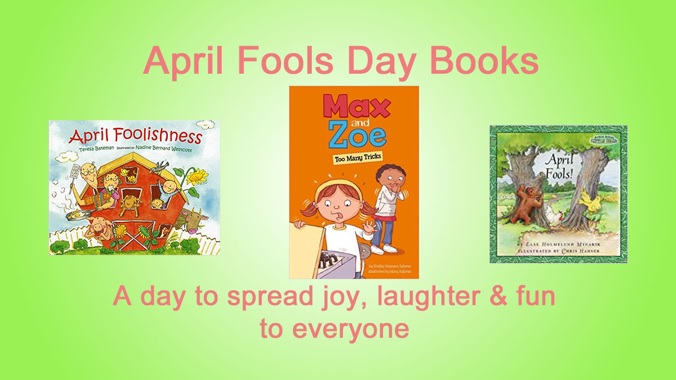 April Fools Day Books