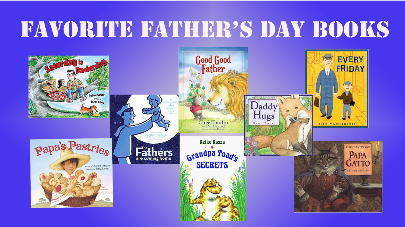 Favorite Father's Day Books